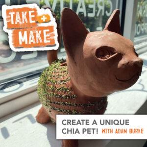 Chia Pet Take + Make Kit at visarts image